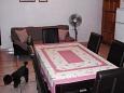 Obývací pokoj - Apartmán A-5180-a - Ubytování Maslinica (Šolta) - 5180