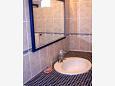 Koupelna - Apartmán A-5180-a - Ubytování Maslinica (Šolta) - 5180