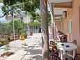 Terasa - Apartman A-6278-a - Apartmani Pirovac (Šibenik) - 6278