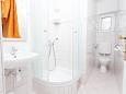 Koupelna 1 - Pokoj S-6671-a - Ubytování Podgora (Makarska) - 6671