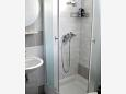 Ванная комната - Апартаменты A-6676-a - Апартаменты Podaca (Makarska) - 6676