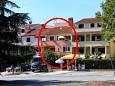 Apartments Vrsar (Poreč) - 6929