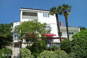 Holiday apartment, 94 square meters, Opatija