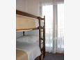 Sypialnia 2 - Apartament A-974-b - Apartamenty Seget Vranjica (Trogir) - 974
