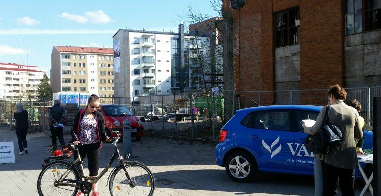 16.5.2016 Uusia asuntokohteita ennakkomarkkinointiin Lahteen ja Vantaalle