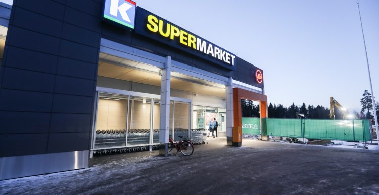 Kesko, K-Supermarket Tarmola