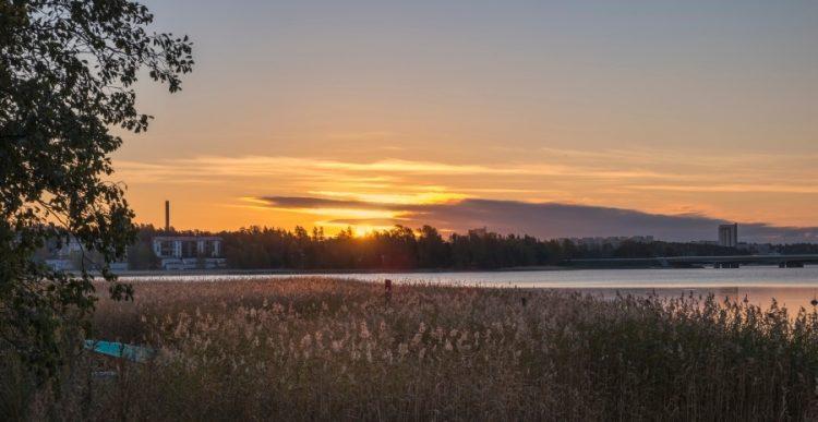 8.6.2017 Uudistuotantoa Espoon Saunalahteen