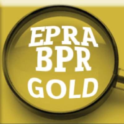 Vastned jaarverslag 2015 bekroond met EPRA gold award