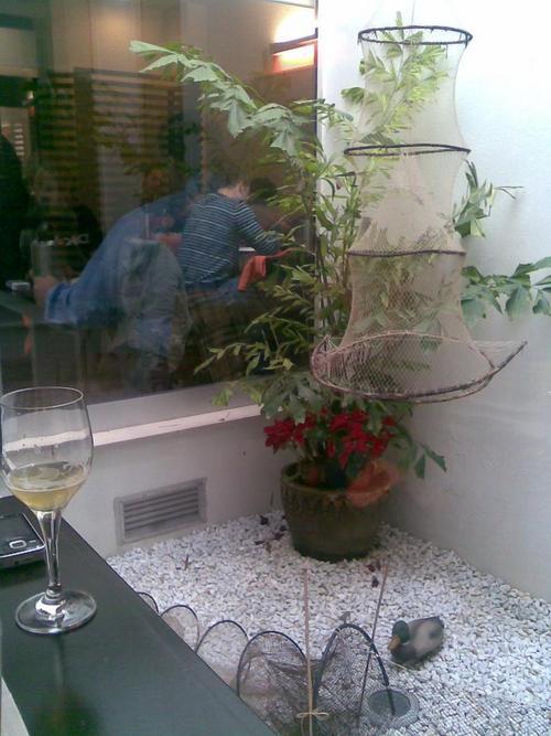 Restaurante en El Palmar Deslunado interior