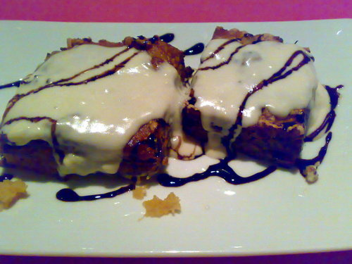 Restaurante La Tacita de Plata (CERRADO) (Valencia) lasaña de txangurro