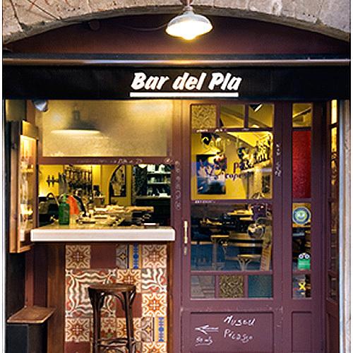 Restaurante Bar del Pla (Barcelona)