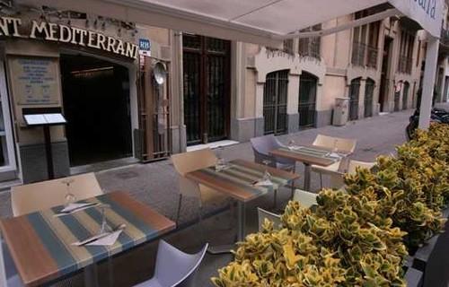 Restaurante Mediterrani (Barcelona)