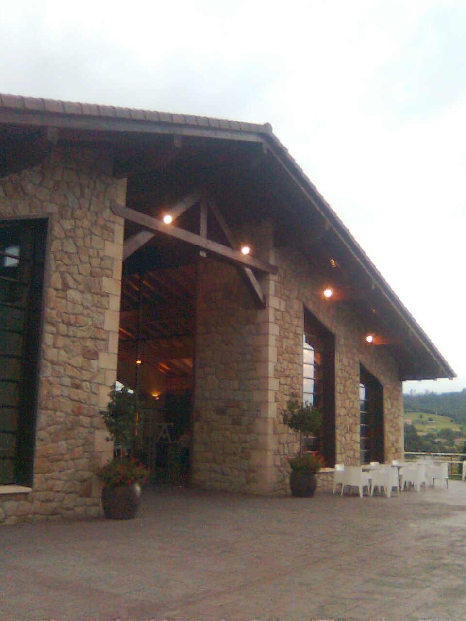 Restaurante Azurmendi (Vizcaya/Bizkaia)