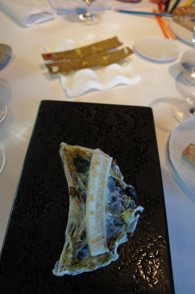 El Celler de Can Roca (Girona) delicioso.