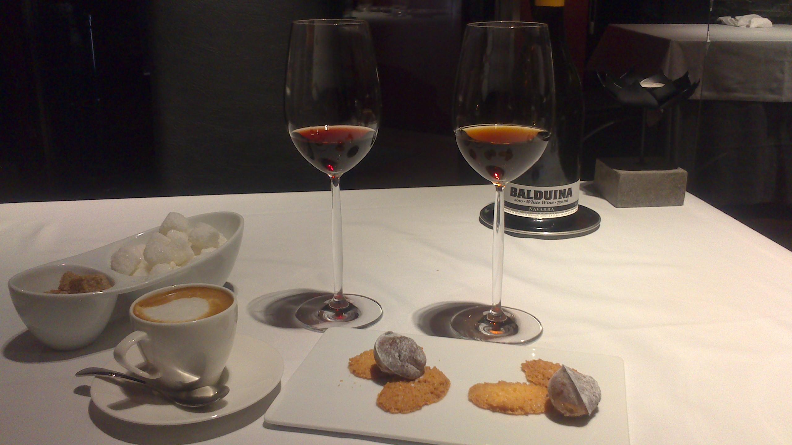 Restaurante Zarate Bilbao (Vizcaya/Bizkaia) Qué más se puede pedir?