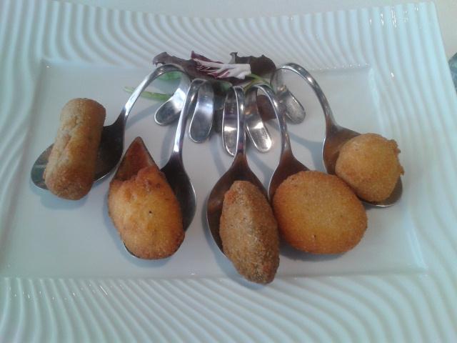 Restaurante en Getxo Fritos variados de la casa