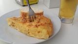 Pincho tortilla col