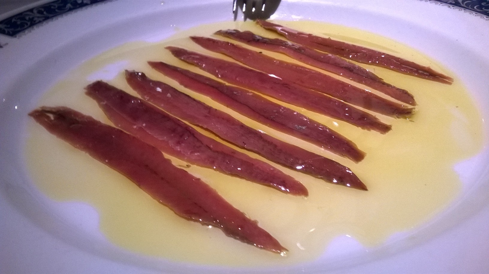 Restaurante en Santander Aurelio_Gómez-Miranda_El_Riojano_Santander_Anchoas