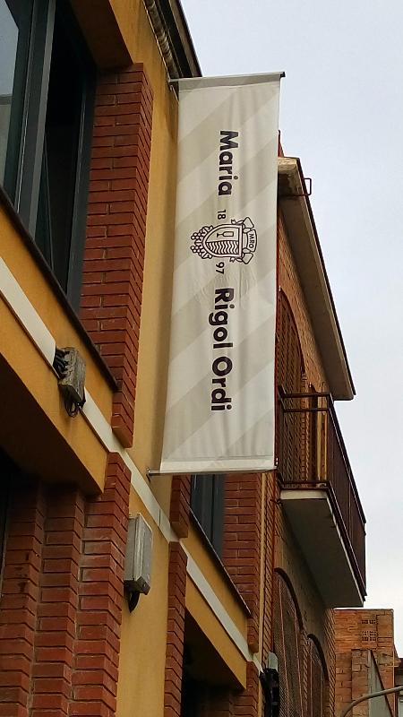 Visita a las cavas María Rigol Ordi