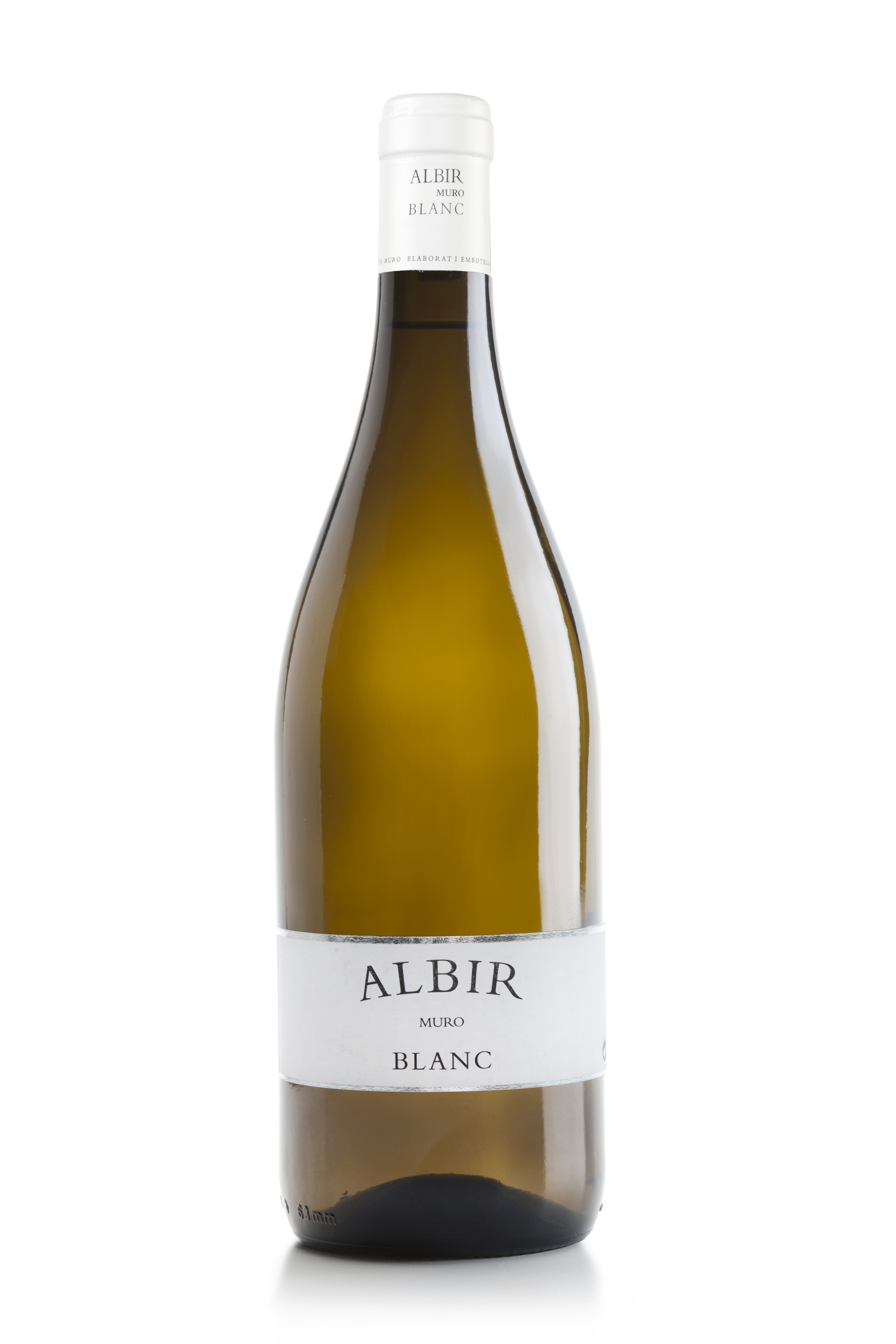Albir Blanc 2014