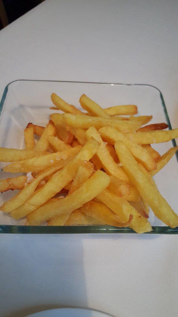 Meating (Madrid) en Madrid Sus adictivas patatas fritas