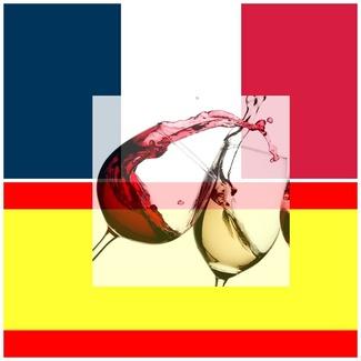 Espa%c3%b1a francia vino 2 logo