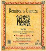 Remirez ganuza reserva 2001 col