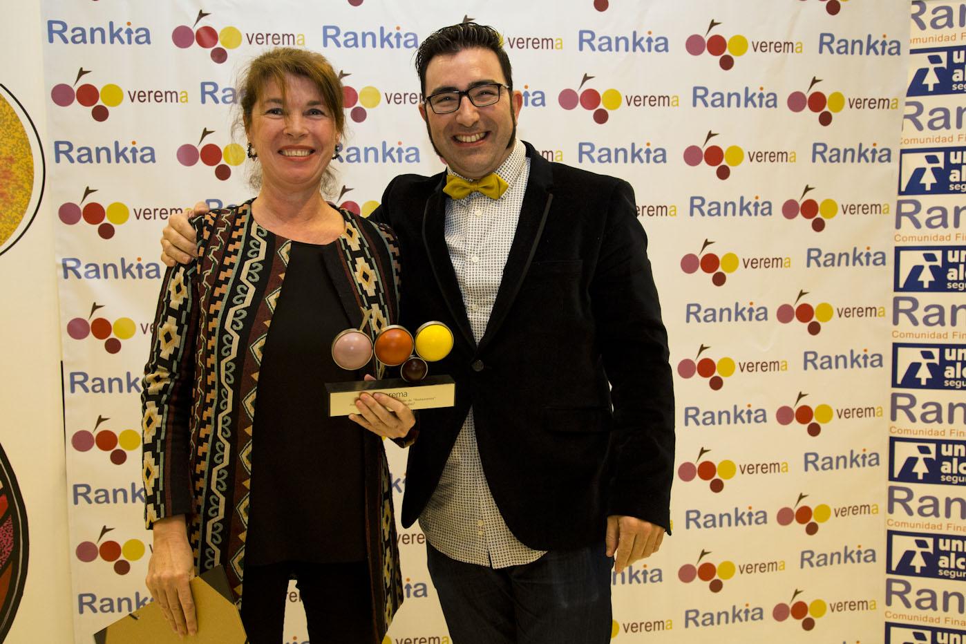 Entrega Premios Verema 2015