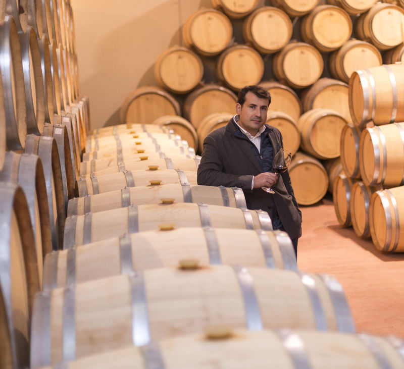 Entrevista a Pablo Ossorio - Sala de barricas de Hispano+Suizas