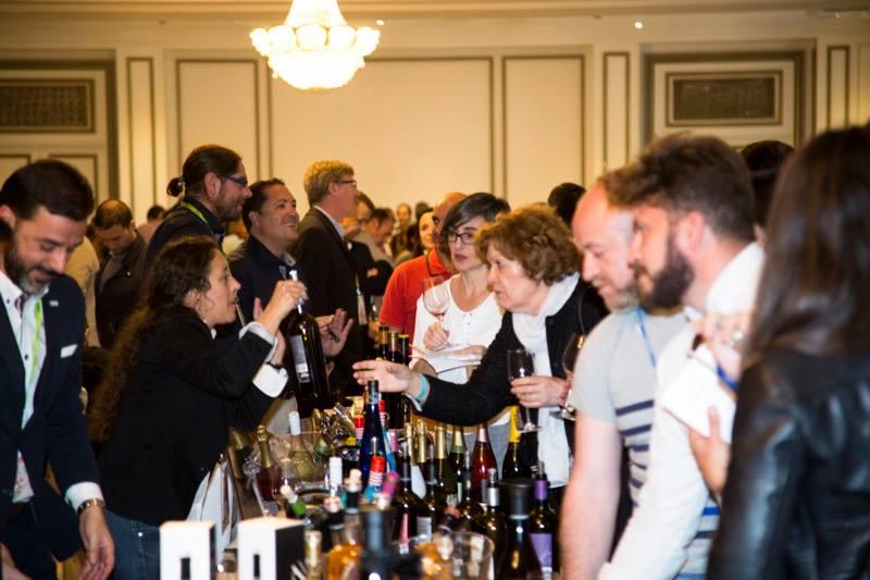 Salón de Vinos Especiales Verema 2016