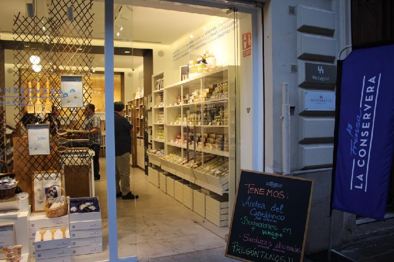 La Conservera tienda Valencia