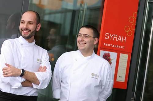 Restaurante Syrah Restaurant (Barcelona) José Sánchez y Xavier Gruber