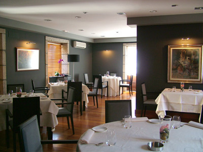 Restaurante Yayo daporta 