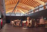 Otra sala mas en el museo: Nacer, crecer, madurar