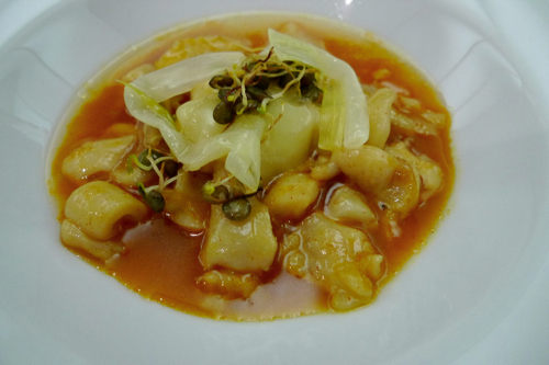 Riff callos de bacalao