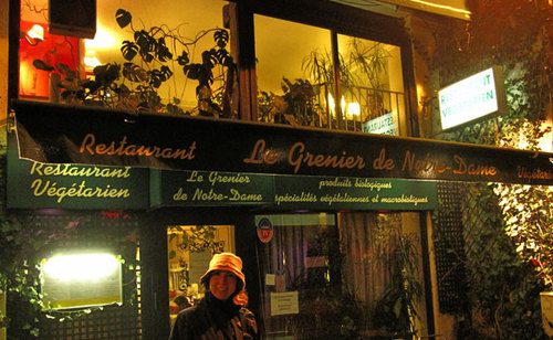Restaurante Le Grenier de Notre-Dame (Otra)