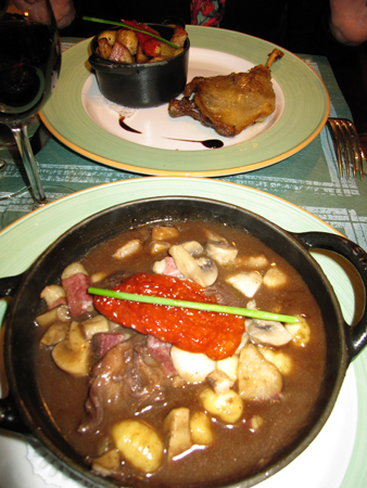 Restaurante Le Coupe-Chou