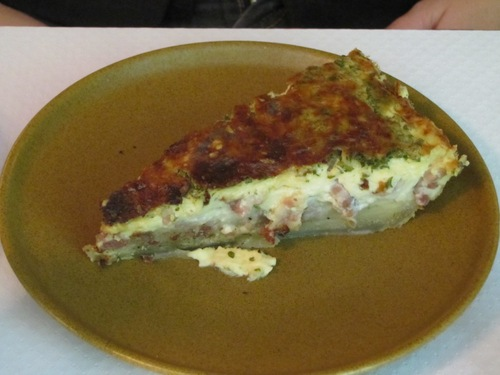 Sancerre en Paris Quiche