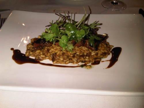 Restaurante El Celler de Can Roca (Girona) arroz de colomí