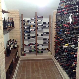 C mo hacer una vinoteca en casa 2 3 - Vinoteca para casa ...