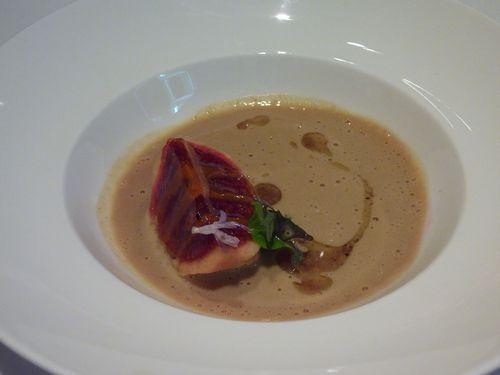 Restaurante El Celler de Can Roca (Girona) Los higos con foie