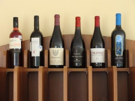 Muebles para exhibicion y venta de vinos - Muebles para vino ...