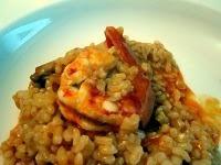 Mornell (Valencia) en El Palmar arroz de rotjos melos