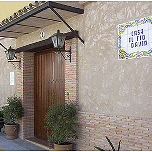 Restaurante Casa el tio David