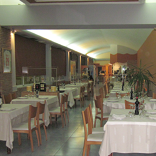 Restaurante Azahar (Valencia)