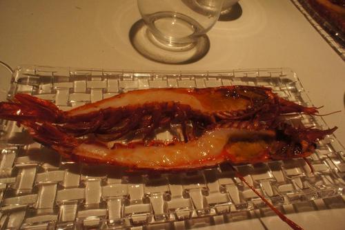 Restaurante Casa Marcial (Asturias) recuerdo al etxebarri y un toque poblet