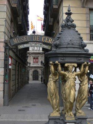 Restaurante Bosc de les fades - Café  (Barcelona)