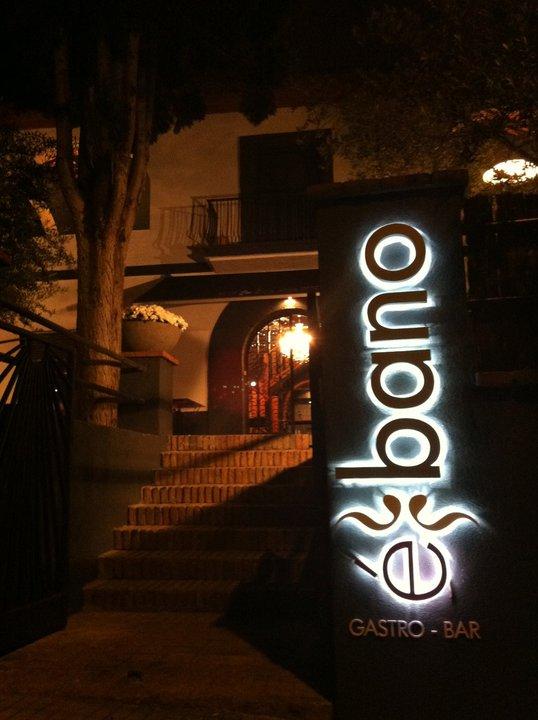Restaurante Ébano Gastro-Bar (Barcelona)