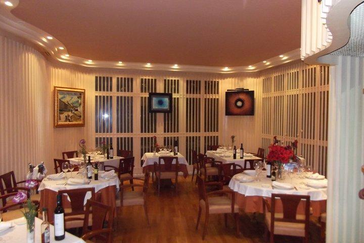 Restaurante Restaurante Antonio (Zaragoza) comedor del restaurante