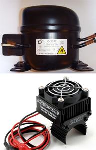 vinoteca-compressor termoelectrica